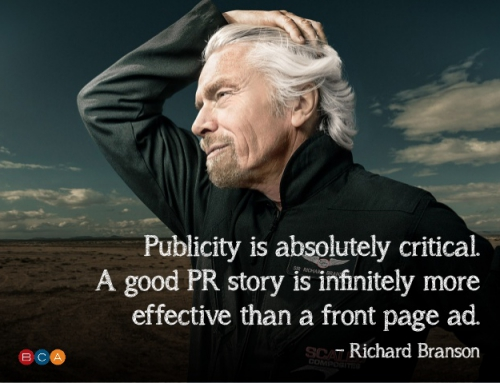 Public Relations v Advertising – explaining the difference